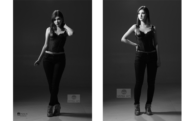 Boudoir shoot studio