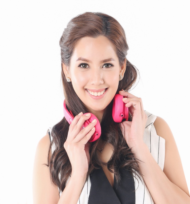 Portrait Photographer Manila; advertising shoot with Posh Nails